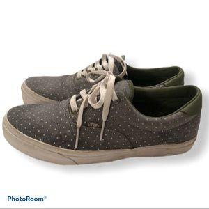 VANS chambray dots shoes
